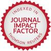 Indexed in Journal Impact Factor Thomson Reuters
